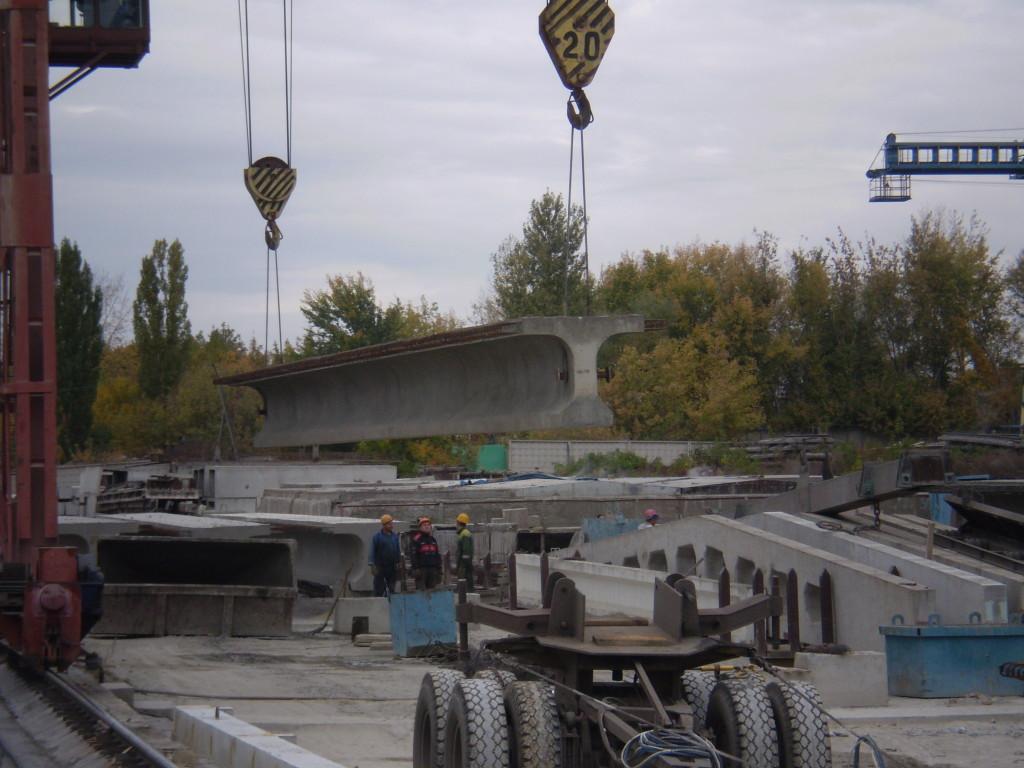 Балка для мостостроения