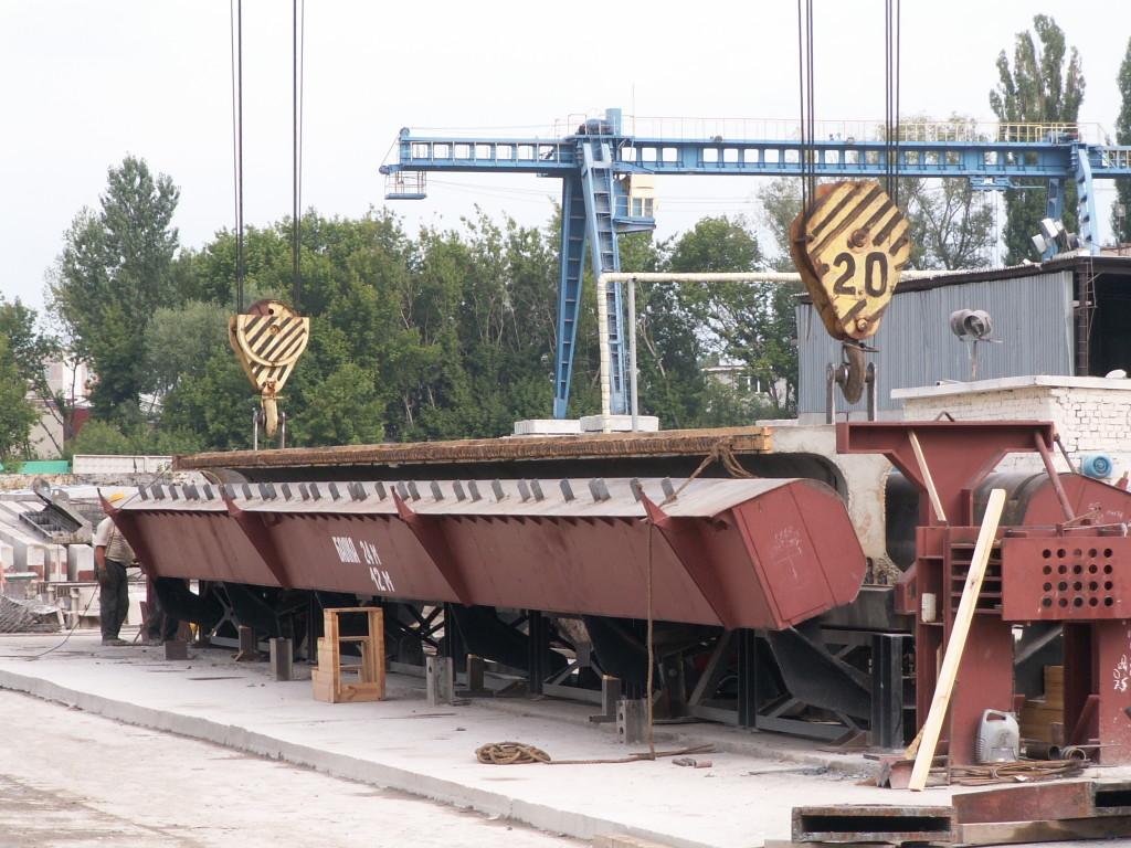 Конструкции мостостроения