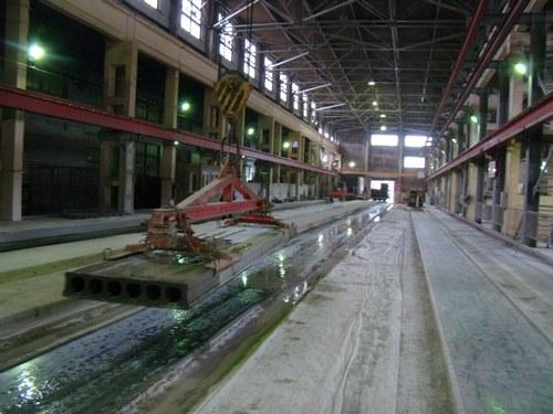 плиты перекрытия ПБ производство