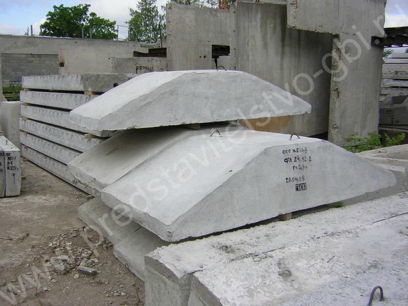 фундамент ленточный ФЛ