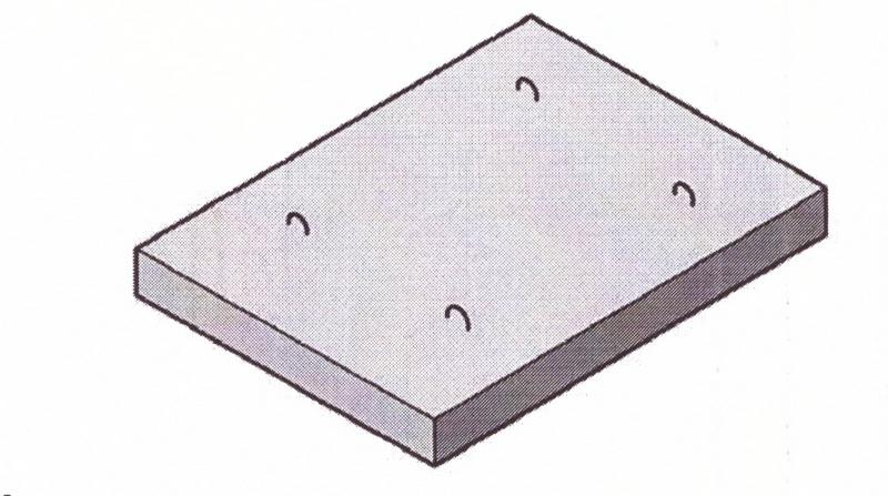 плоские плиты теплотрасс