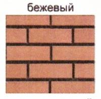 стеновые камни бежевый