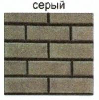 стеновые камни серый