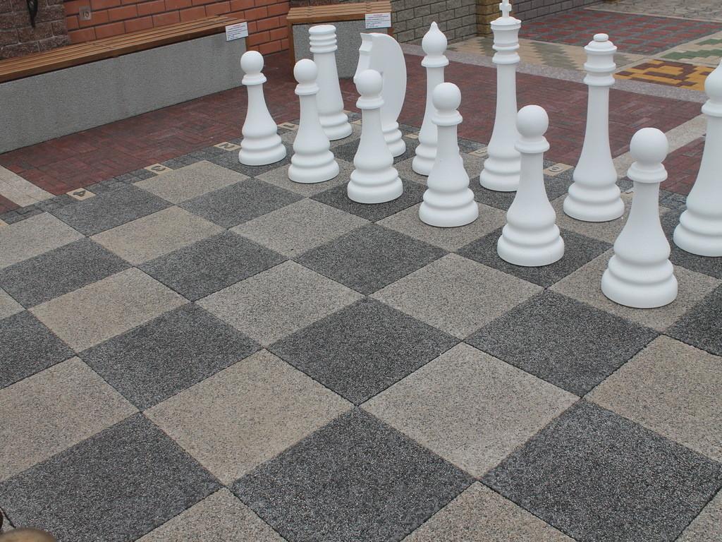 цвет шахматы