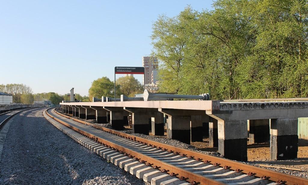 железобетонные платформы