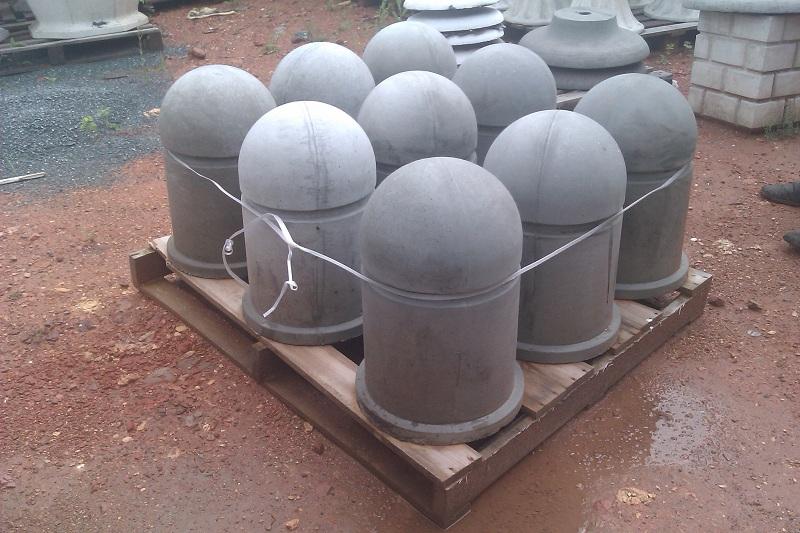 декоративные столбики бетонные