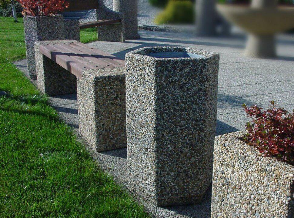 урны бетонные