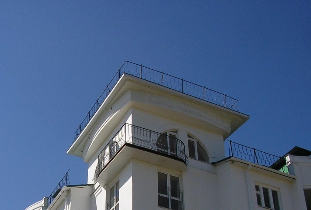 балконы кованные