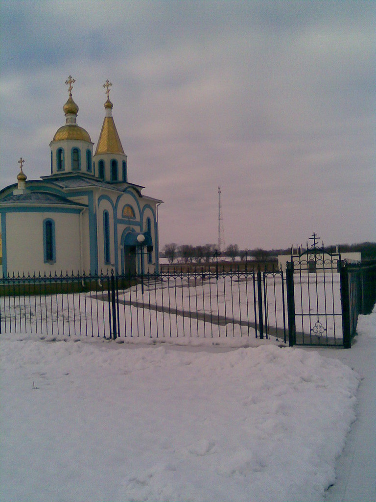 ограждения церквей и храмов