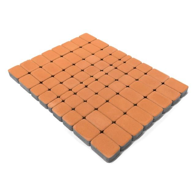 Тротуарная плитка классико корраловый