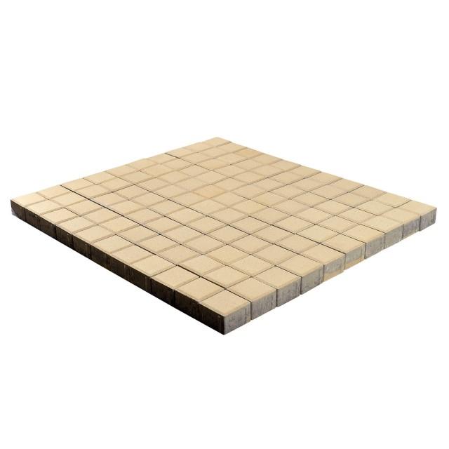 Тротуарная плитка Лувр песочный