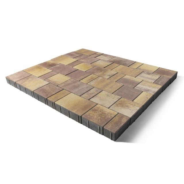 Тротуарная плитка Ландхаус степь