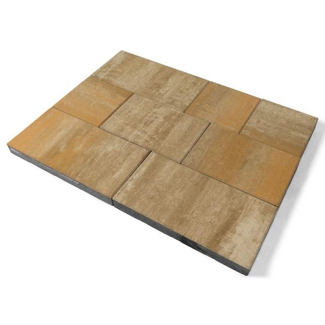 Тротуарная плитка Триада плато